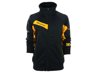 Missouri Tigers NCAA Womens Velocity Trackster Jacket
