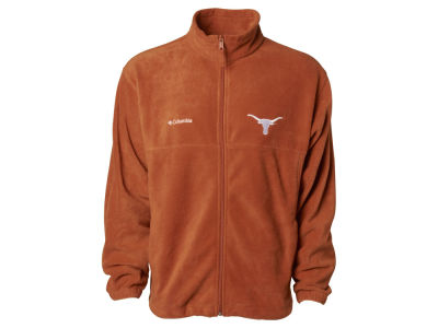 Texas Longhorns NCAA Flanker Full Zip Jacket