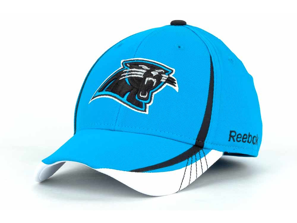 Carolina Panthers Reebok NFL Draft Hat  51f271221be