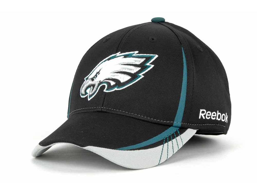 Philadelphia Eagles Reebok NFL Draft Hat  77a717c36