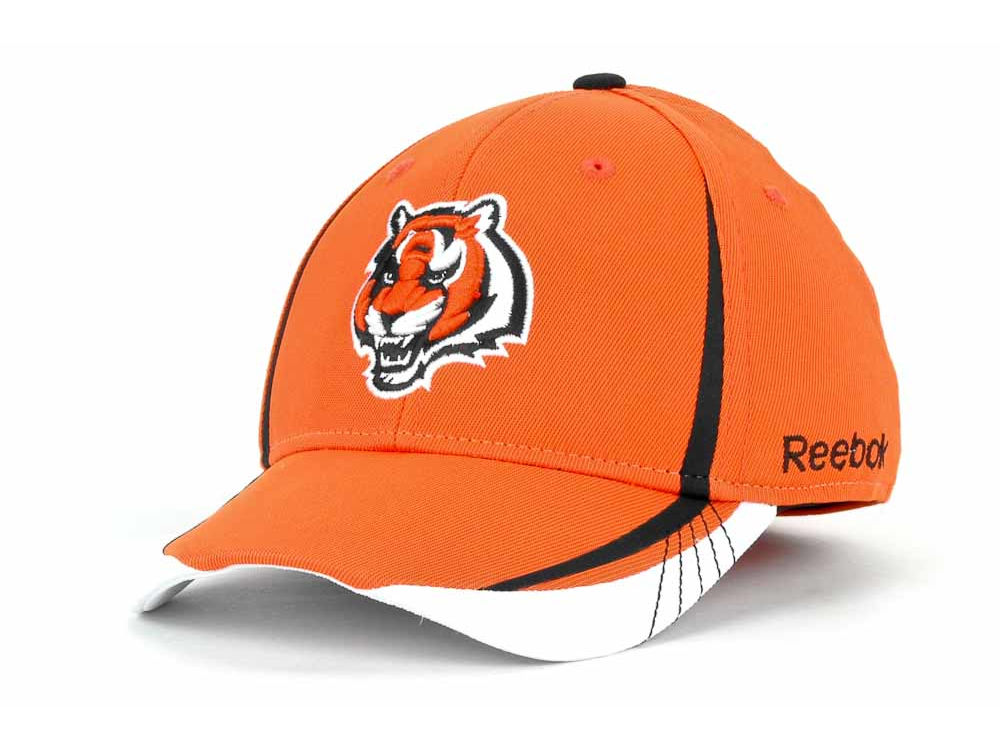 Cincinnati Bengals Reebok NFL Draft Hat  b29e6d3a3d3