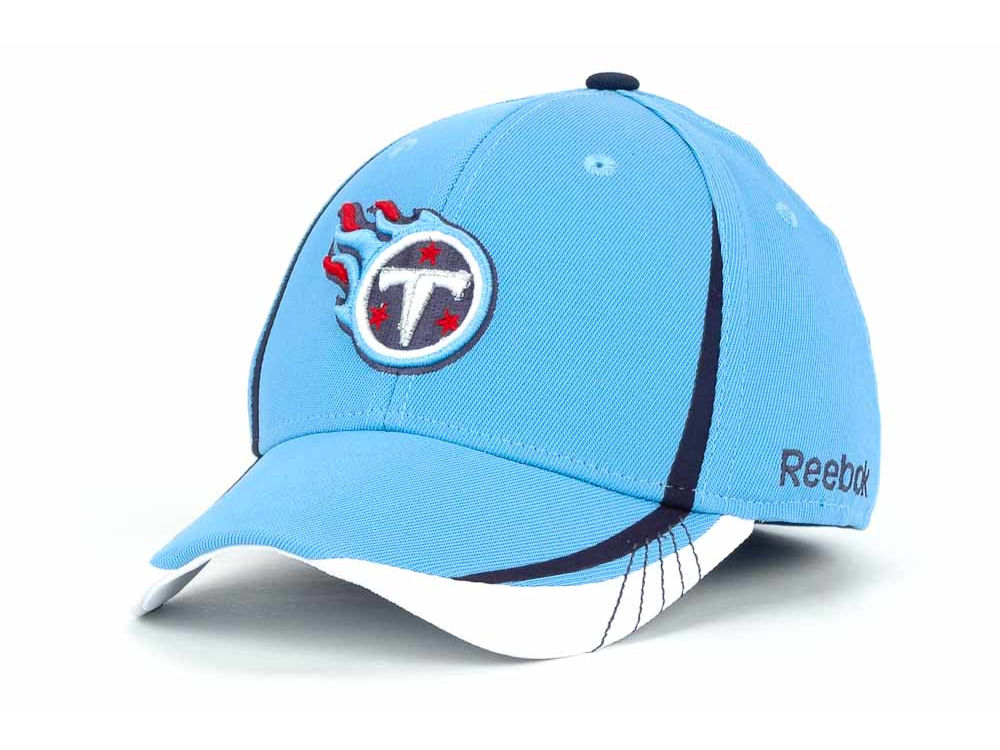 Tennessee Titans Reebok NFL Draft Hat  70933c34c