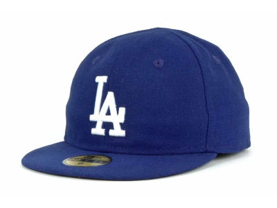 Los Angeles Dodgers New Era MLB Authentic Collection 59FIFTY Cap