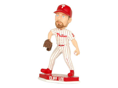 Philadelphia Phillies Cliff Lee Plate Base Bobble