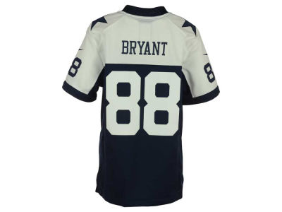 Dallas Cowboys Dez Bryant Nike NFL Youth Throwback Jersey