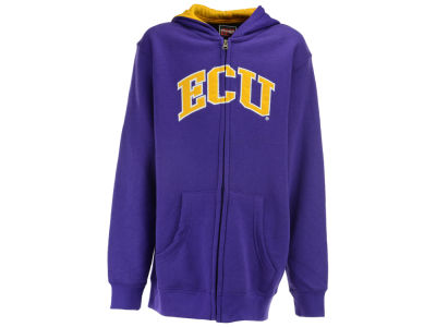 East Carolina Pirates NCAA Youth Full-Zip Hoodie