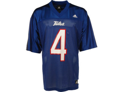 Tulsa Golden Hurricane #4 adidas NCAA Replica Football Jersey
