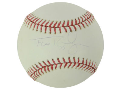 New York Mets Francisco Rodríguez Autograph Baseball