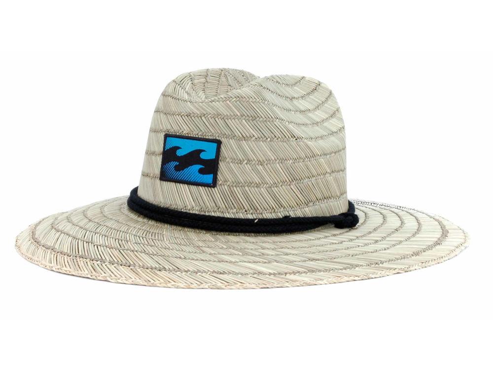 Billabong Scout Straw Lifeguard Hat  590f1322ec6