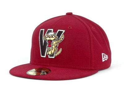 Wisconsin Timber Rattlers New Era MiLB AC 59FIFTY Cap