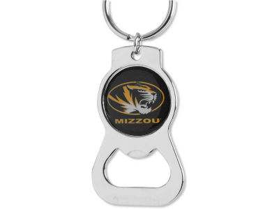Missouri Tigers Aminco Bottle Opener Keychain