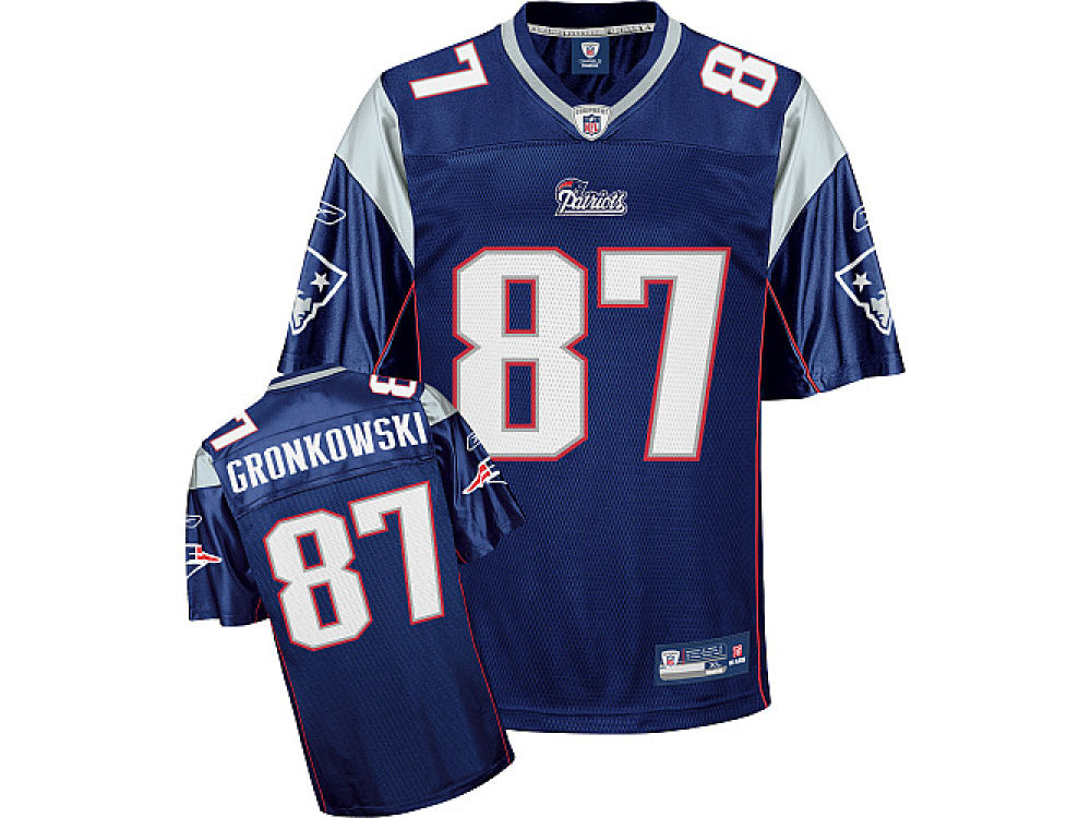 the best attitude 85090 79db1 new style rob gronkowski replica jersey 9cd14 3fafe