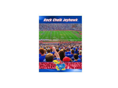 Kansas Jayhawks Puzzle 500pc