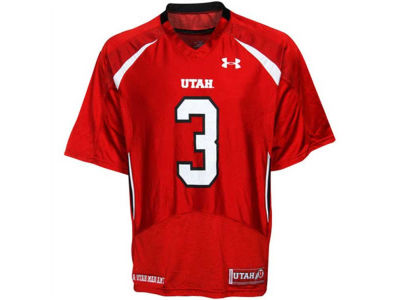 Utah Utes NCAA Replica Football Jersey