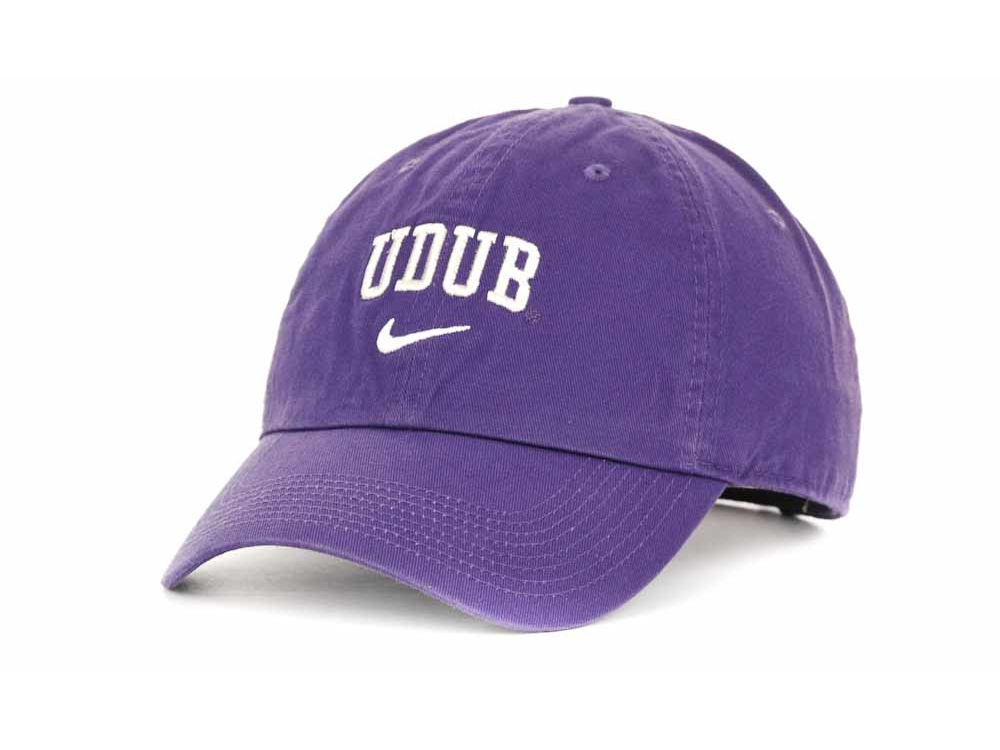 low priced 9b084 afb5e official washington huskies nike ncaa heritage campus cap lids ef290 fbff5