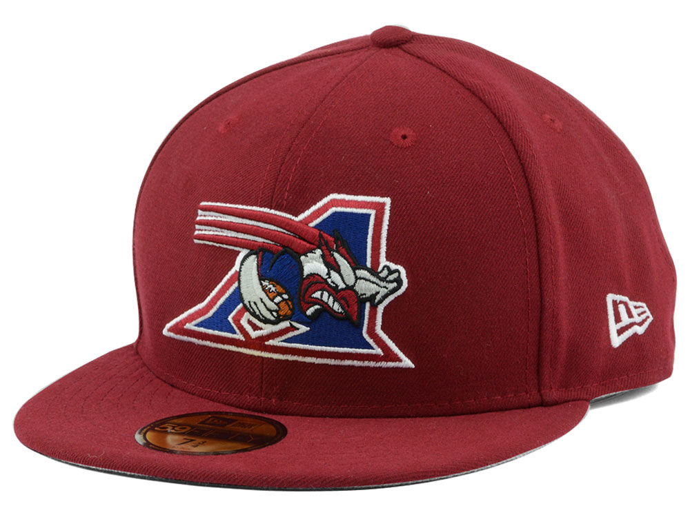 Montreal Alouettes New Era CFL Basic 59FIFTY Cap  a105fdf1074