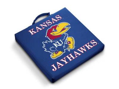 Kansas Jayhawks Stadium Seat Cushion-Logo