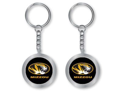 Missouri Tigers Spinning Keychain