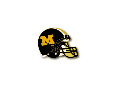 Missouri Tigers Helmet Pin