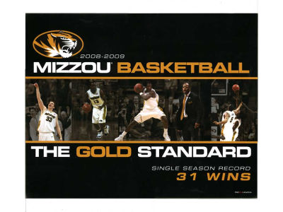 Missouri Tigers 16x20 Framed Picture