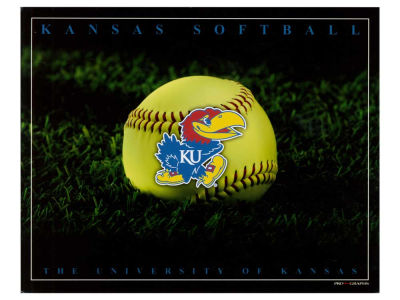 Kansas Jayhawks 8x10 Picture