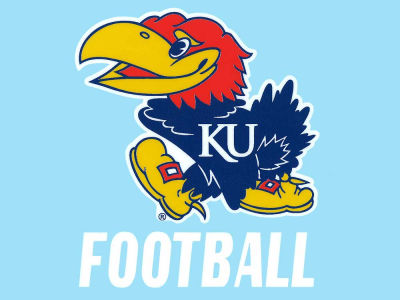 Kansas Jayhawks Vinyl Decal