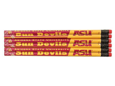 Arizona State Sun Devils 6-pack Pencils