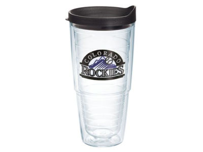 Colorado Rockies 24oz Tervis Tumbler