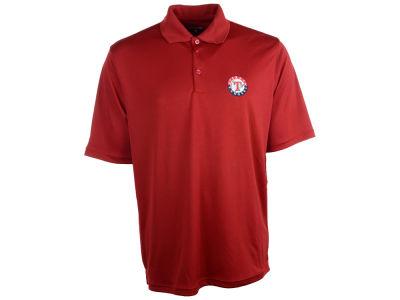 Texas Rangers MLB Men's Exceed Polo Shirt