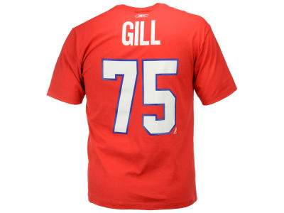 Montreal Canadiens Hal Gill Reebok NHL Men's Player T-Shirt