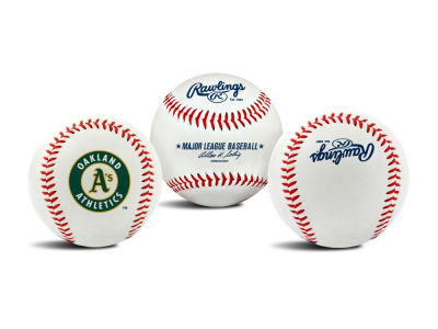 Oakland Athletics The Original Team Logo Baseball