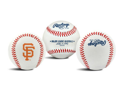 San Francisco Giants The Original Team Logo Baseball