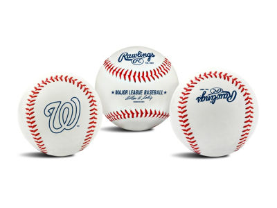 Washington Nationals The Original Team Logo Baseball