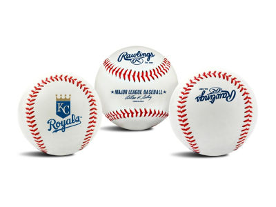 Kansas City Royals The Original Team Logo Baseball