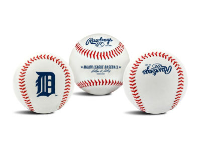 Detroit Tigers The Original Team Logo Baseball