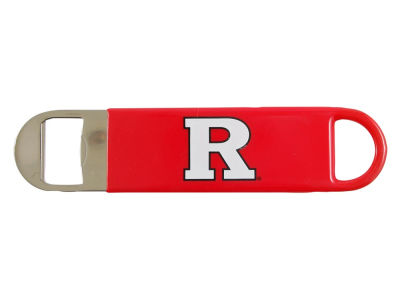 Rutgers Scarlet Knights Long Neck Bottle Opener