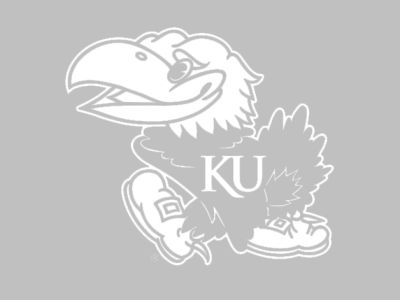 "Kansas Jayhawks Wincraft Die Cut Decal 8""x8"""
