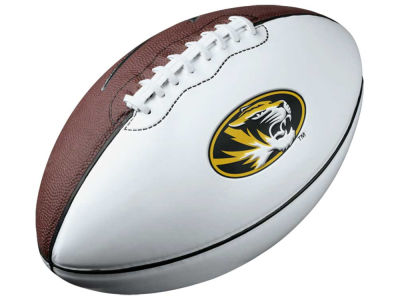 Missouri Tigers Nike NCAA Autograph Football