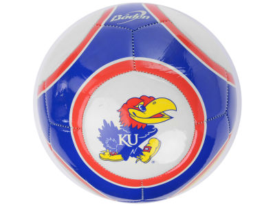 Kansas Jayhawks NCAA Soccer Ball