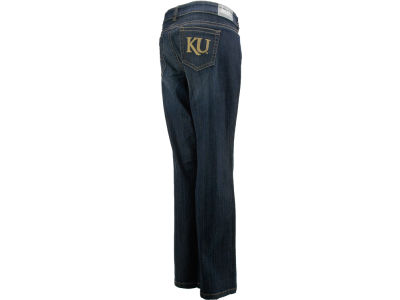 Kansas Jayhawks G-III Sports NCAA Signature Denim Jeans