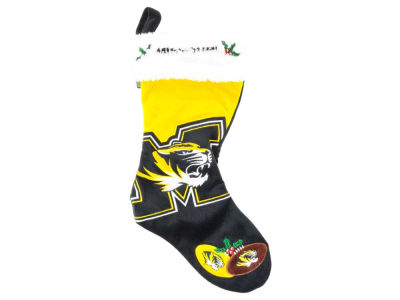Missouri Tigers Team Logo Stocking
