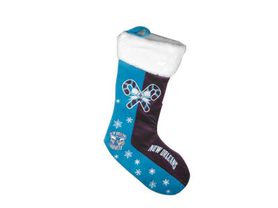 New Orleans Hornets Team Logo Stocking
