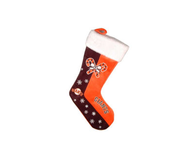 San Francisco Giants Team Logo Stocking