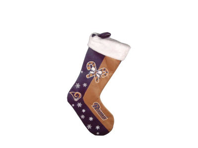 St. Louis Rams Team Logo Stocking