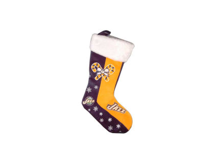Utah Jazz Team Logo Stocking