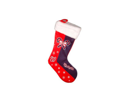 Washington Nationals Team Logo Stocking