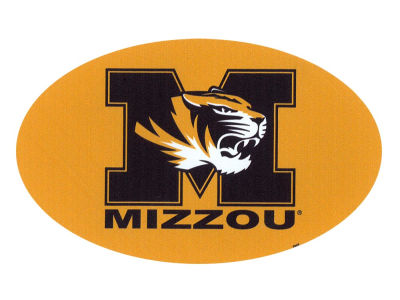Missouri Tigers 8in Car Magnet