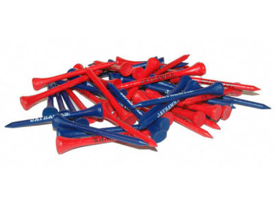 Kansas Jayhawks 50pk Golf Tees