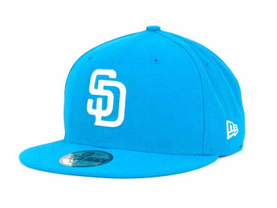 San Diego Padres New Era MLB C-Dub 59FIFTY Cap