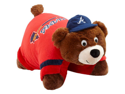 Atlanta Braves Team Pillow Pets